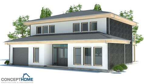 new house plans for 2013 modern house plan with two floors