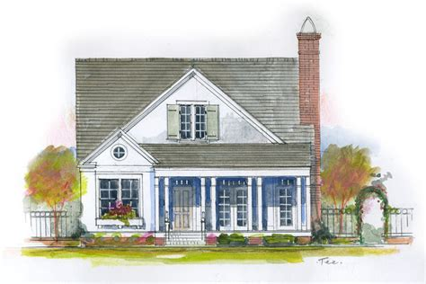 small house plans southern living cherry hillplan 1843 18 small house plans southern living