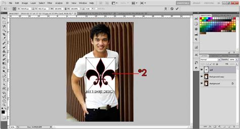 design a shirt in photoshop design a t shirt photoshop tutorial org
