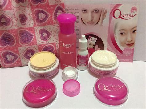 Murah Baru Qweena Acne Serum Acne Jerawat New Pack baby pink toko kosmetik terlengkap dan