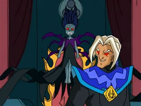 queen of the shadowkhan jackie chan adventures wiki