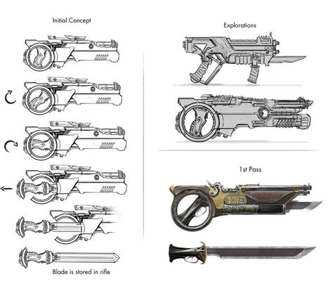 design doll weapons 17 best images about weapon design on pinterest pistols
