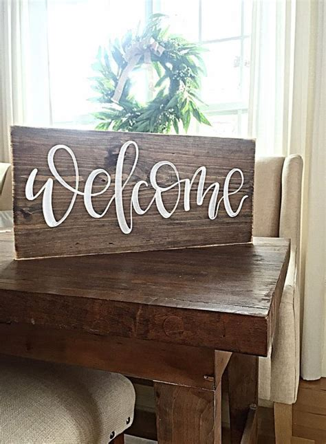 welcome home interiors 17 best ideas about welcome signs on pinterest wooden