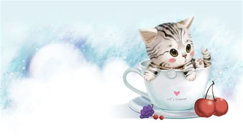 imagenes wallpapers tiernas wallpapers gatitos im 225 genes taringa