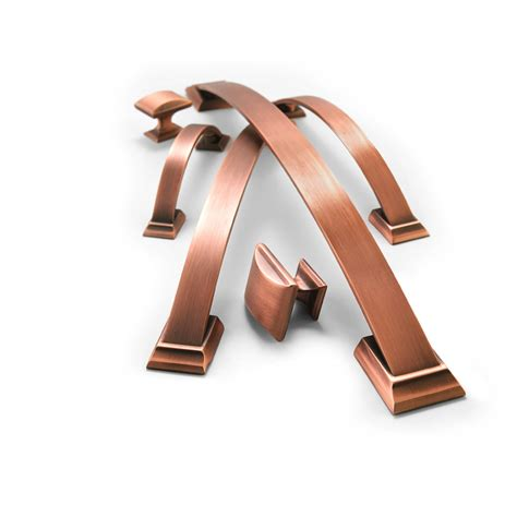 Knobs Handles knobs4less offers amerock ame 131223 handle brushed copper amerock candler collection