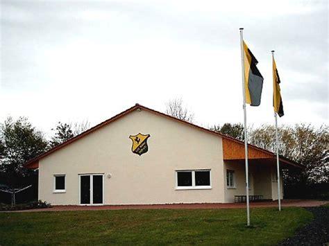 Heim Haus Vertreter by Einweihung Sportheim 2003
