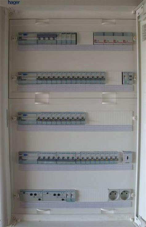 armoire electrique hager 201 lectricit 233 domotique bousiges cr 233 ations