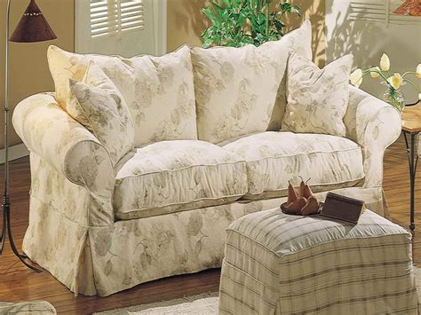 sofa chair slipcovers slipcovers for sofas a mean to care and style