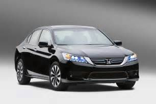 Honda Accord Hybrid 2014 Mpg 2014 Honda Accord Hybrid Arrives This Fall At 47 Mpg