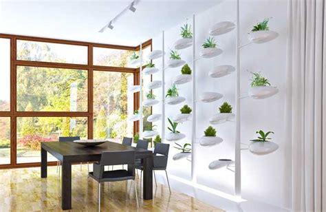 giardino verticale  arredare casa idee green