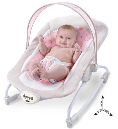 Baby Rocking Chair Pliko Bouncer multifunctional baby musical rocking chair baby bouncer swing rocker electronic vibration cradle