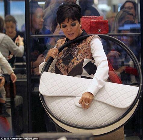 kim kardashian chanel earrings is chanel s hula hoop the battiest bag ever kim