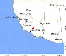 boron california map boron california ca 93516 profile population maps