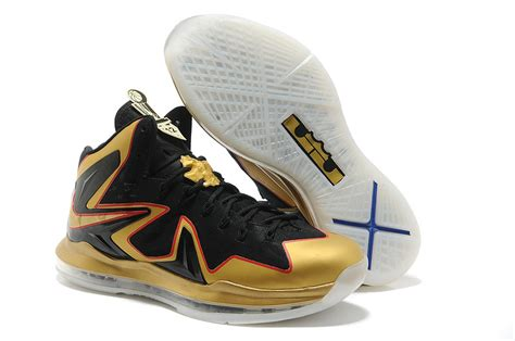 iron basketball shoes nike lebron x all boots s chion edition total
