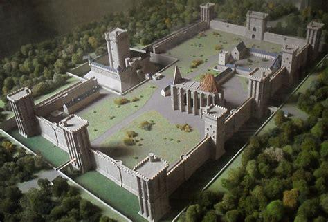 Monastery Floor Plan ch 226 teau de vincennes medieval histories