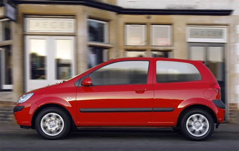 hyundai getz hyundai getz hatchback 2002 2009 driving performance