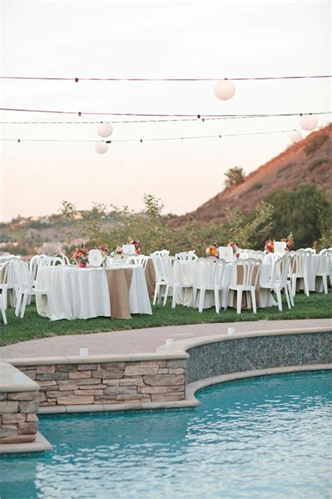 backyard wedding planning 10 steps to a successful backyard wedding