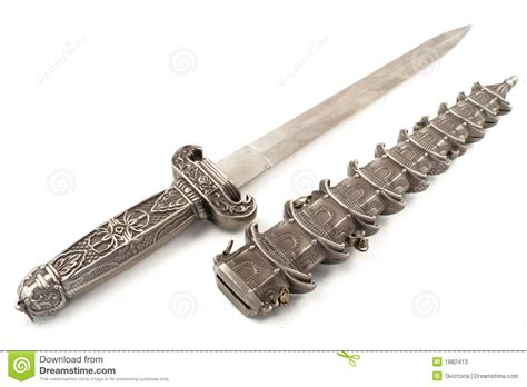 decorative knives decorative knife stock image image of weapon olden