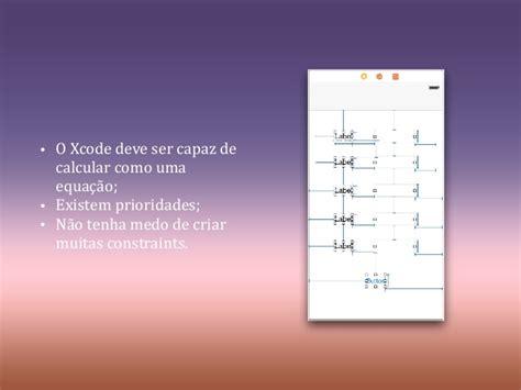 auto layout cocoa animation entendendo o b 225 sico de auto layout usando xcode 6