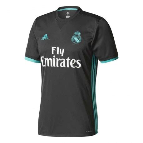 Jersey Real Madrid Away 2017 2023 new jersey real madrid 2017 18 black adidas mpn cf9578