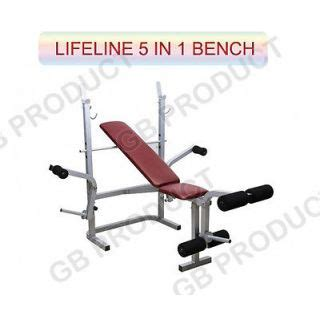 workout bench india online lifeline multipurpose weight lifting bench incline