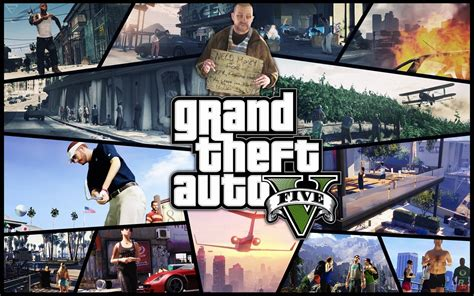 Ground Theft Auto by Grand Theft Auto 5 Wallpapers Hd Wallpapers Id 10588