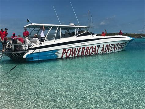 speed boat adventures bahamas the boat is fast picture of powerboat adventures