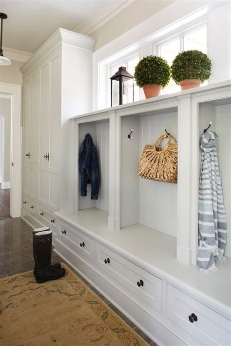 mudroom lockers with bench built ins small entryway mudroom boot bench and locker with white