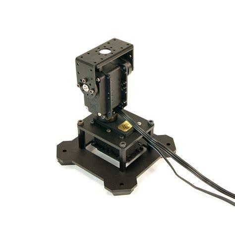 pan tilt robot pan and tilt kit