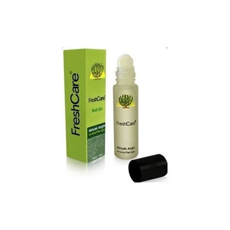 Fresh Care Strong Roll On review freshcare aromatherapy moeslema