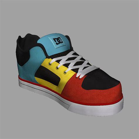 Sweater Dc Shoes Original Jko Dc 29 3d dc shoes model