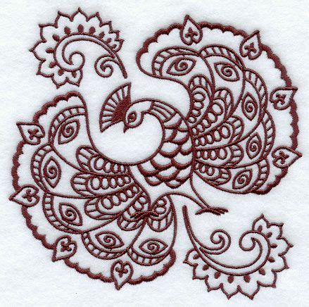 henna tattoo machine machine embroidery designs at embroidery library mehndi