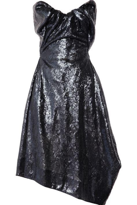 Vivienne Westwood Label Bags by Vivienne Westwood Gold Label Paper Bag Sequined Satin