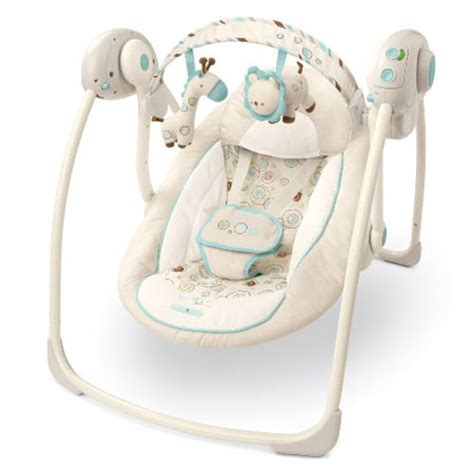 comfort and harmony portable swing bright starts comfort harmony portable swing with swing