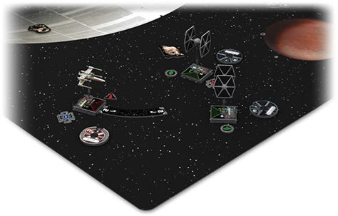 X Wing Mat by The Galaxy At Your Fingertips Flight