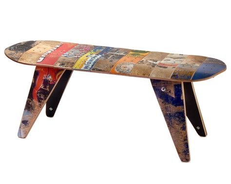 skate bench skateboard bench short skateboard bench reclaimed