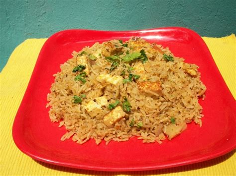 cottage cheese lunch ideas பன ர ப ர ய ண paneer biryani cottage cheese biryani