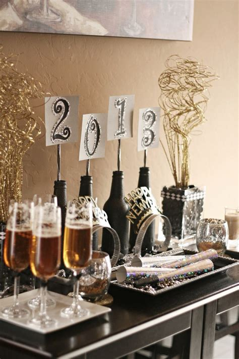 new year s eve party decor ideas new year s eve pinterest