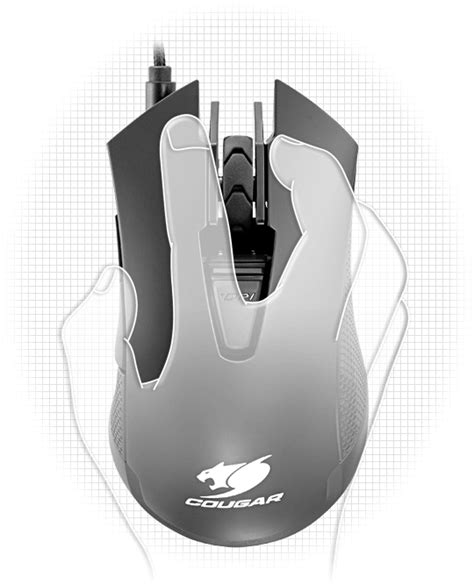 Mouse Gaming Gaming Mouse 500m Black White 500m rgb optical gaming mouse black cgr 500m black cgr 500m black cplonline