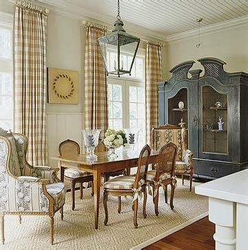 country dining room cozy decor