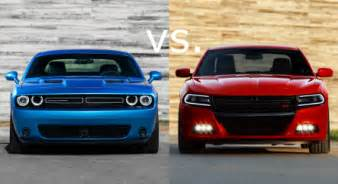 battle of the muscle cars: 2016 dodge challenger vs. 2016
