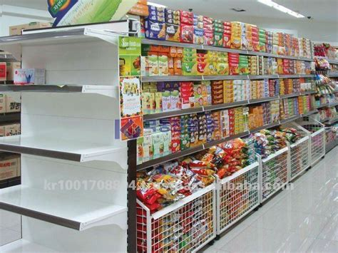 Ter Rak By Totochan Shop hyper gondola shelving for supermarket and retail store