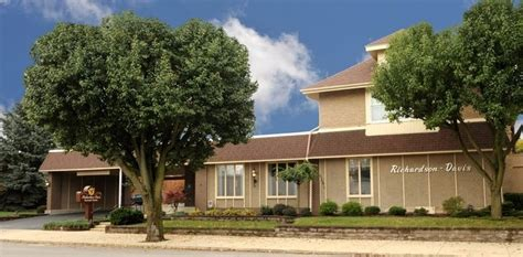 snyder funeral home richardson davis chapel galion ohio