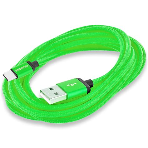 10 ft phone charger 10 usb type c cable 10ft charging charger for