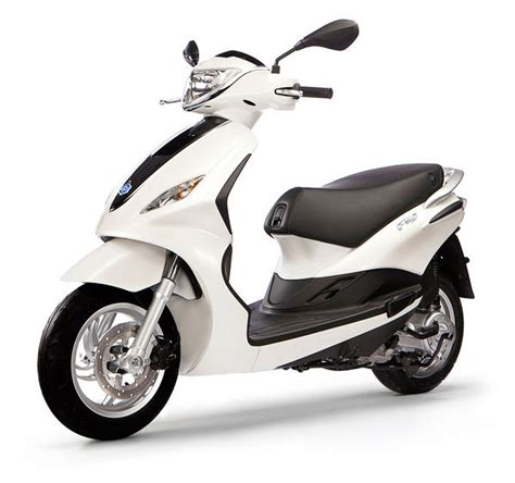 2012 piaggio fly 50 4v motorcycle review top speed