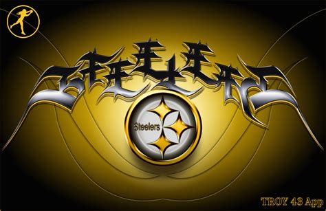 steelers background steelers wallpapers wallpaper cave