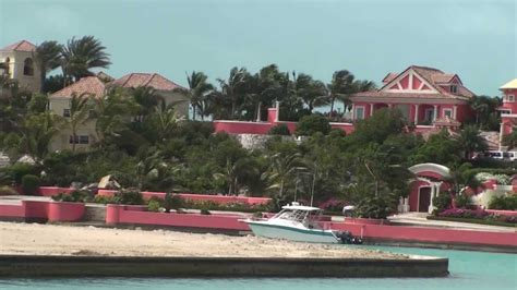 prince red house prince or the artist formerly known house in the turks and caicos youtube