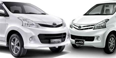 Lcd Untuk Avanza perbandingan dua mobil sejuta umat grand new avanza vs