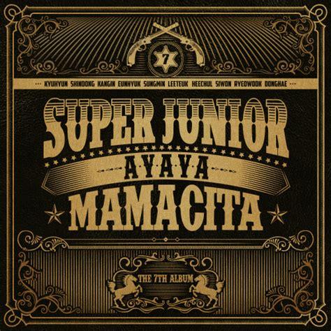 download mp3 album play super junior download album super junior mamacita vol 7 mp3