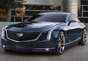 Sport Cadillac Cars Cadillac Elmiraj Concept 2013 Car Barn Sport